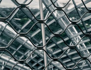chainmesh fencing repair