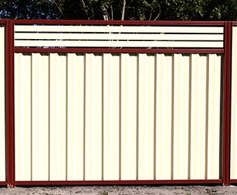 Building A Fence colorbond
