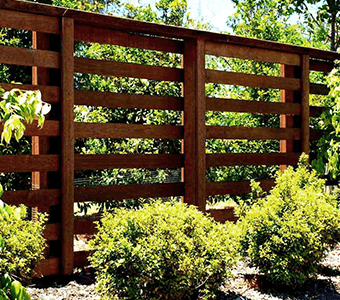Building A Fence wooden fencing