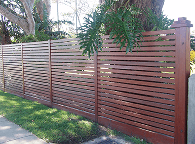 top 5 brisbane fences slat
